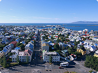 reykjavik island islands hauptstadt reykjavik. Black Bedroom Furniture Sets. Home Design Ideas